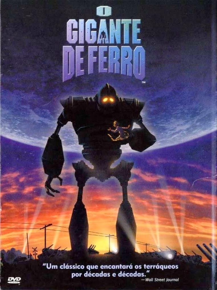 O Gigante de Ferro – Dublado (1999)