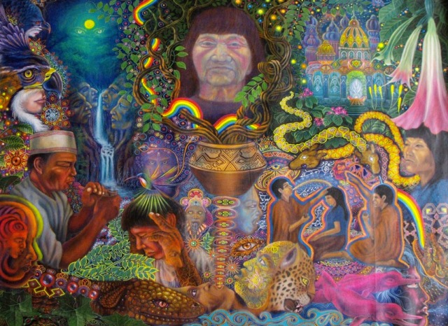 ayahuasca peru how does it help cure