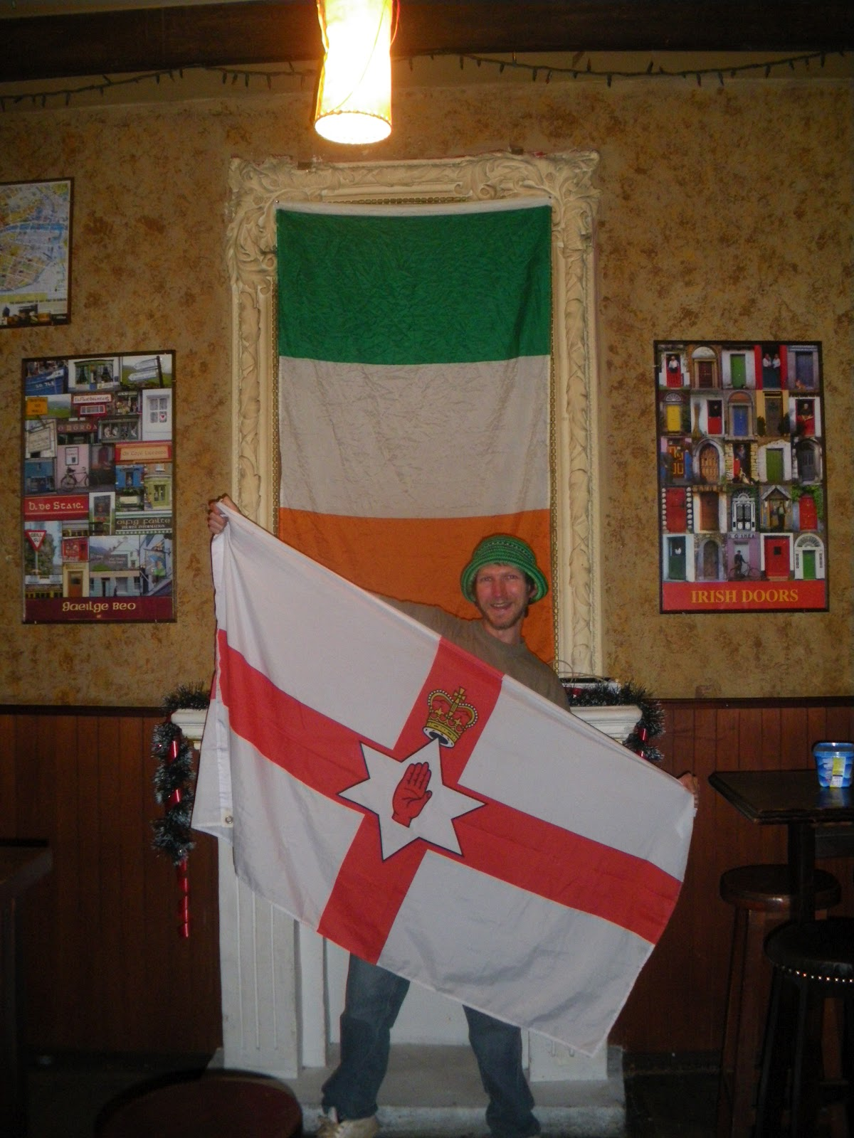 thirsty thursdays wild rover la paz highest irish pub in the world