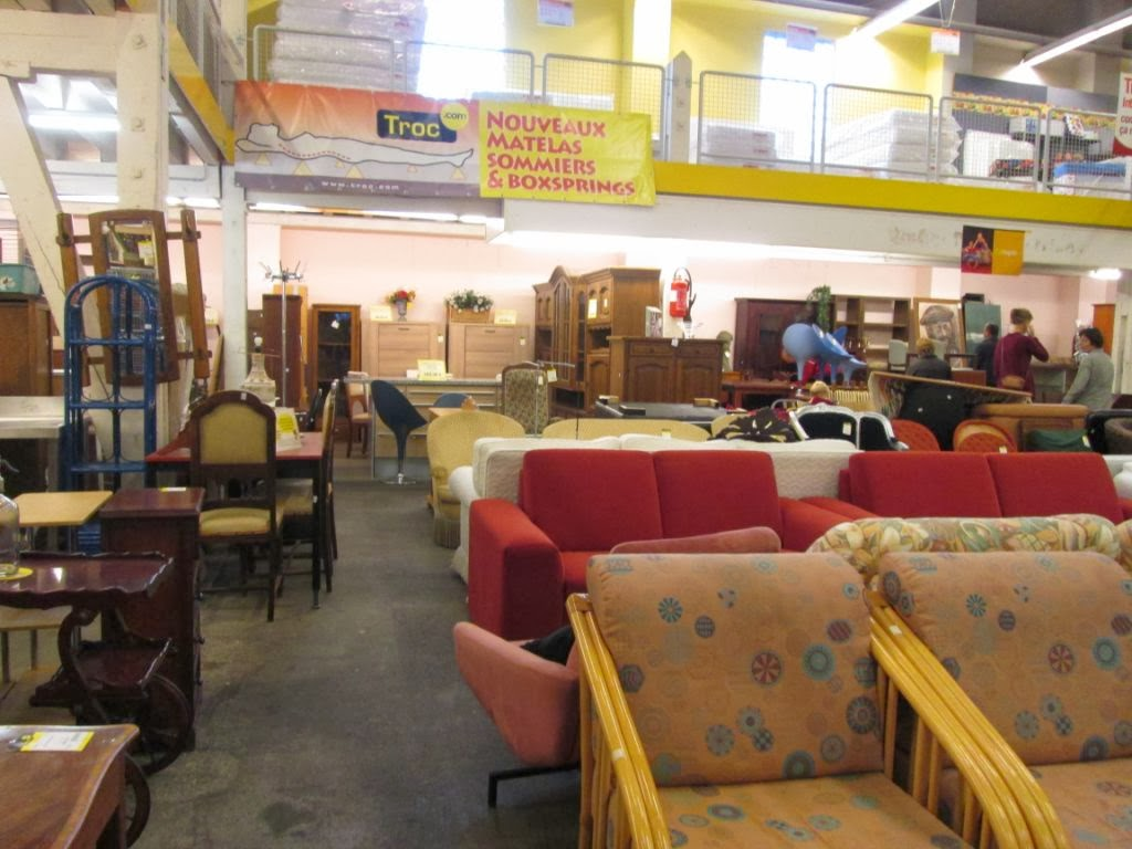2Nd Hand Furniture Store european market junkie