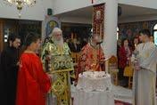 Πανηγυρική Θ.Λειτουργία & Ενοριακό-Κτητορικό Μνημόσυνο για τα 3ετών από τα Εγκαίνια του Ναού μας