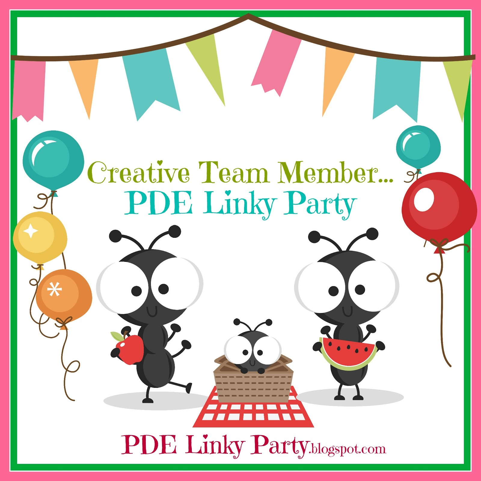 I Design For...PDE Linky Party