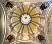 Magallón Iglesia San Lorenzo Martir Castillo de Magallón Moncayo Cúpula
