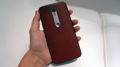Kamera Motorola Moto X Style