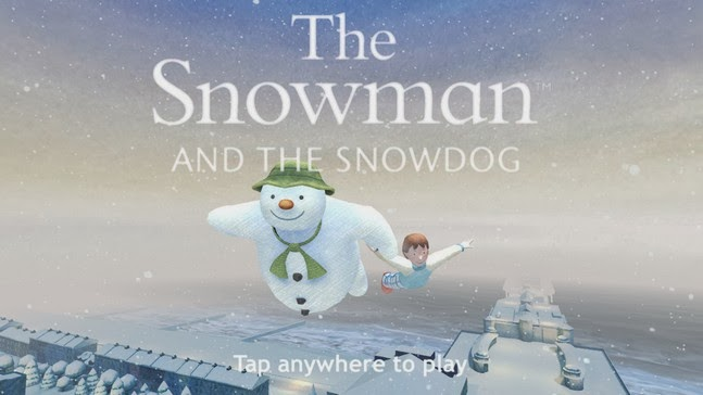 The Snowman & The Snowdog Game android apk - Screenshoot