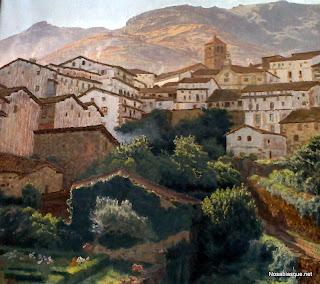 Candelario Salamanca, cuadro de Nuñez Losada pintado en 1949