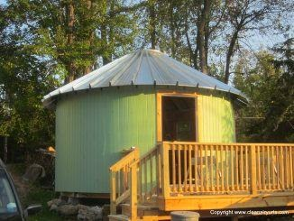 my chemical-free house: tiny homes & shelters for the chemically
