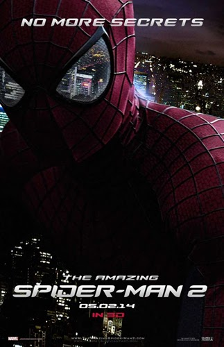 Film The Amazing Spider-Man 2 2014 di Bioskop