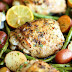 One Pan Greek Chicken Recipe