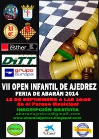 VII Open Infantil de Ajedrez Feria de Abarán