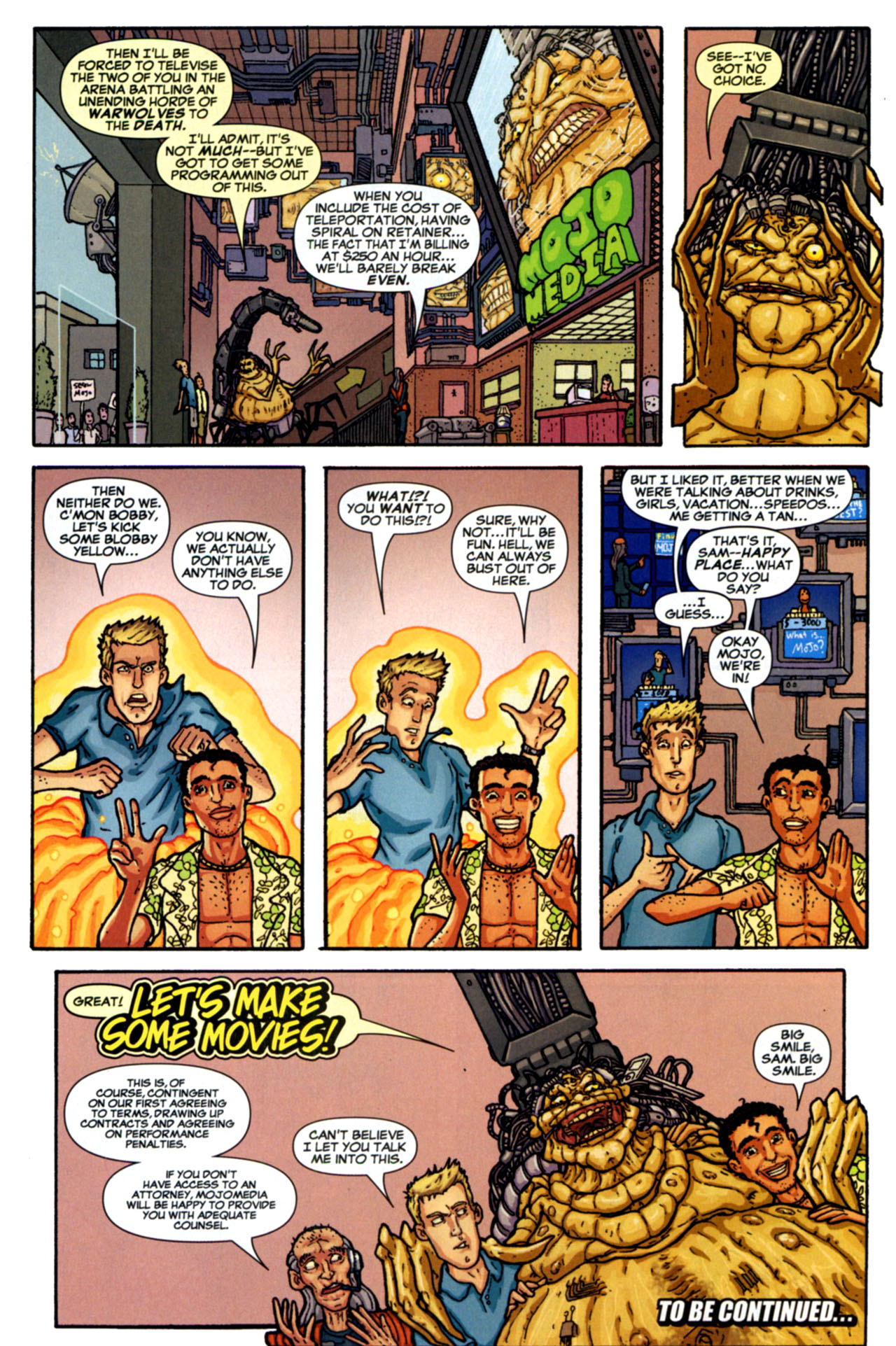 Astonishing Tales (2009) 1 Page 33