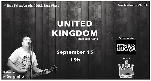 United Kingdom - Todos pelo Reino