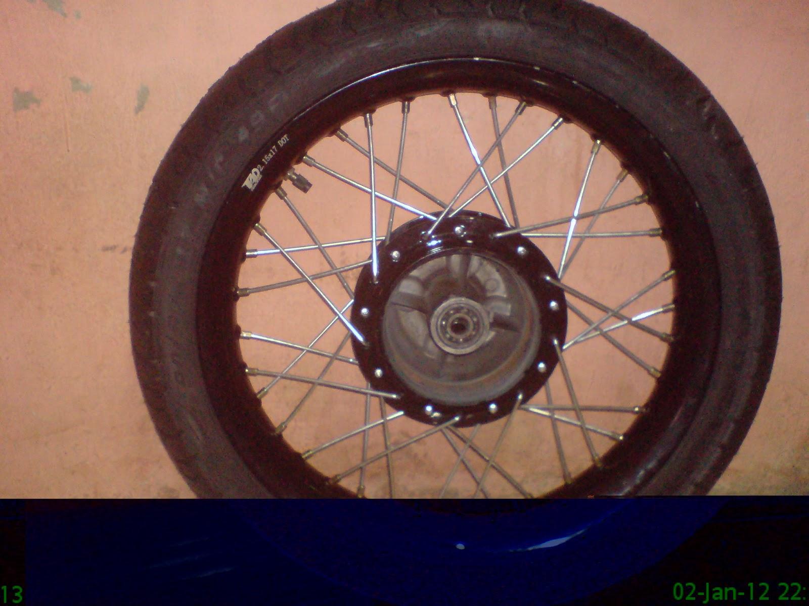 Roda Roda Yang Besar