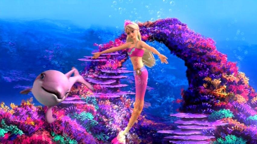 Barbie en la princesa y la cantante septiembre 2011 - Barbi sirene 2 film ...