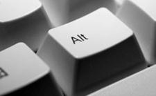 how to use alt keys