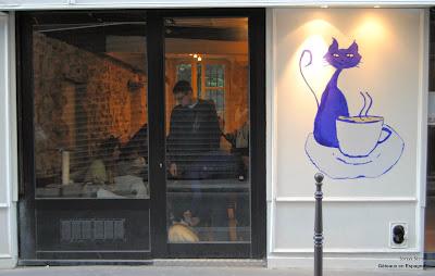 le cafe des chats