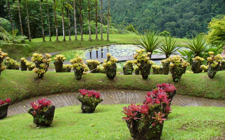 Fond ecran paysage fantastique fond ecran pc for Image ete fond ecran