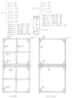 Final plan for 4' x 8' benchwork