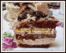 """Hazelnut Cream Cake @ RM70 (9"""") RM50 (7"""")"""
