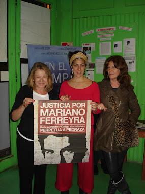 Harina en el marco del Fest.Justicia porMariano Ferreyra