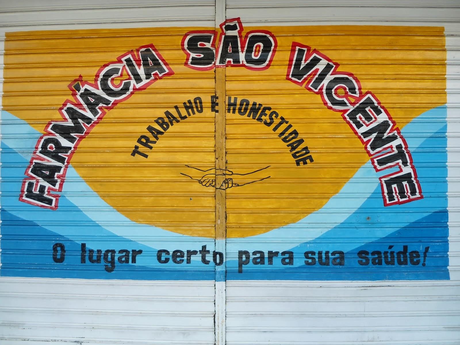FARMÁCIA SÃO VICENTE