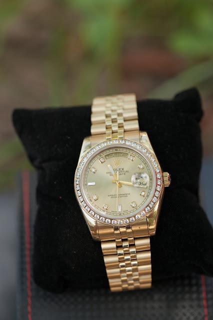Đồng hồ rolex automatic R13