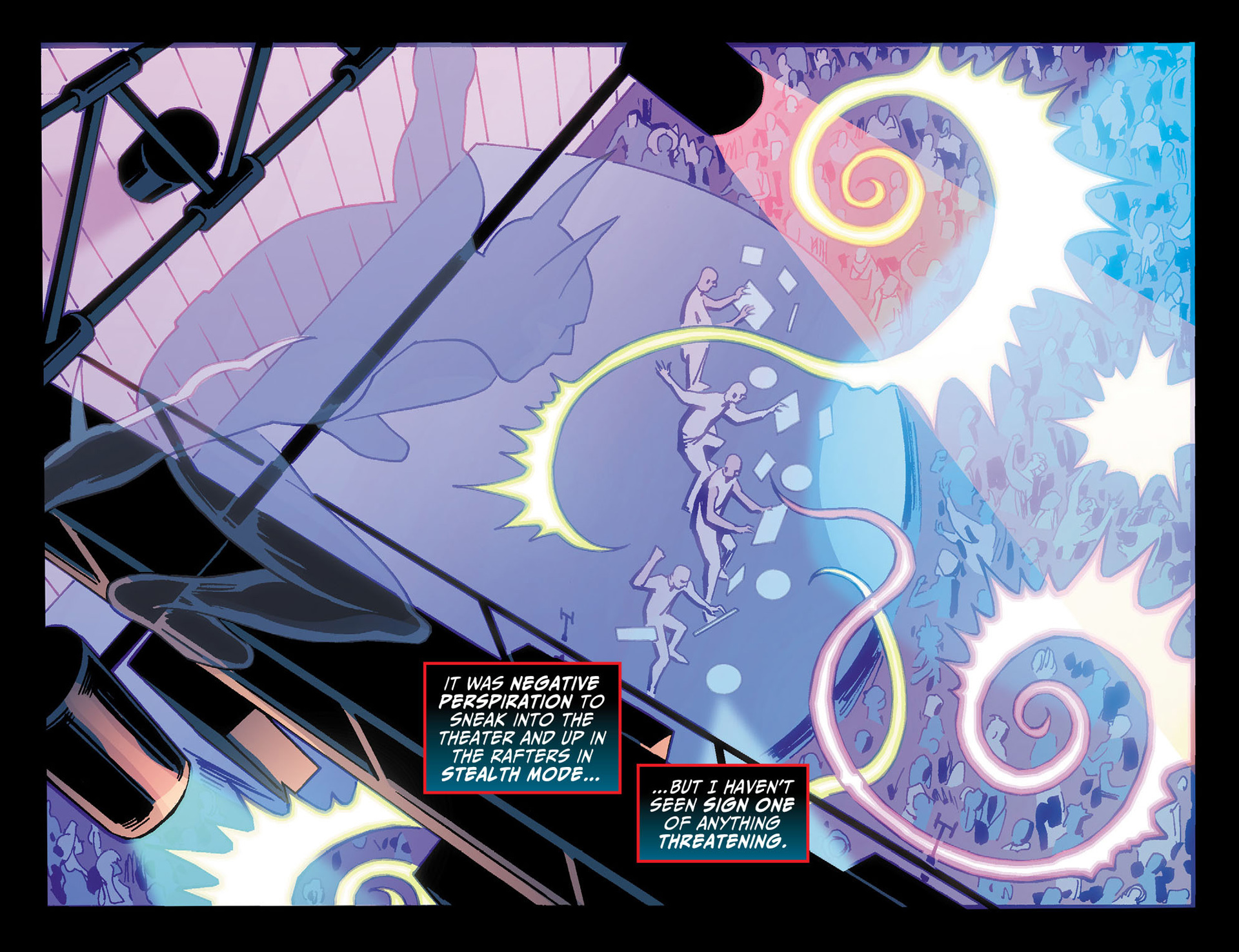 Batman Beyond (2012) Issue #21 #21 - English 17