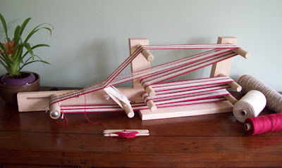 Schacht Inkle loom