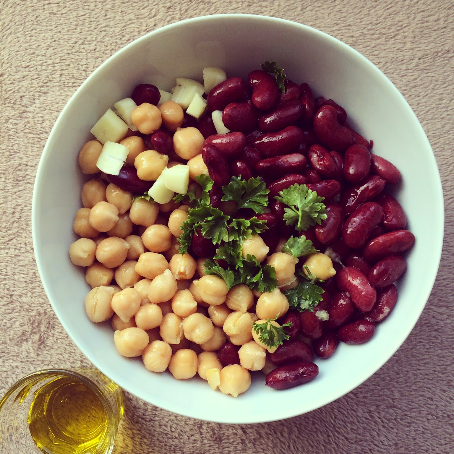 houmous haricots rouges