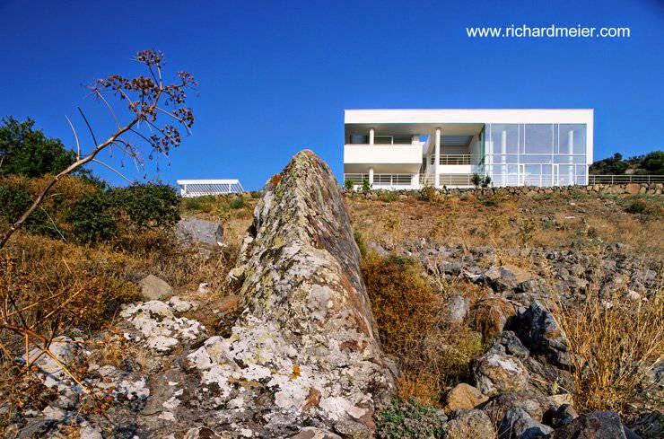 Modelo de casa tipo villa contemporánea en Turquía