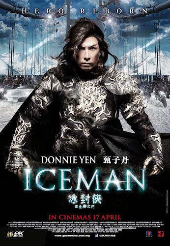 Iceman [2014] [DVDRip] [Latino]