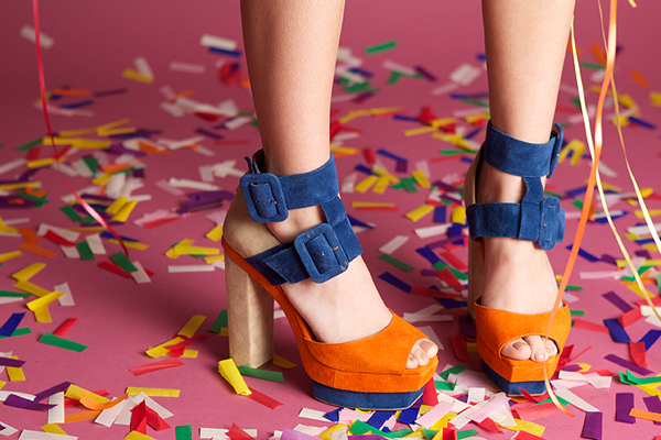 SHOEGASM: Candy Floss Shoes!!!