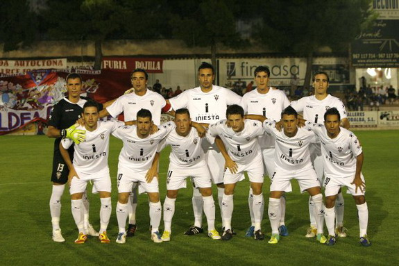 Andrés Iniesta's winery, Bodega Iniesta, is currently the main sponsor of Albacete