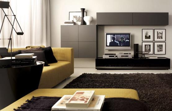 Fashion And Interiors Tv Lounge Designs