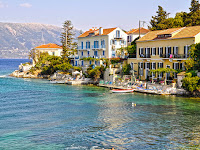 Kefalonia Is A Wonderful Greek Island Vacation Destination