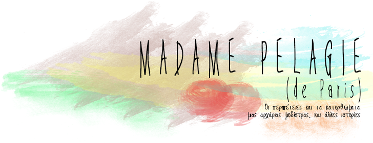 madame Pelagie