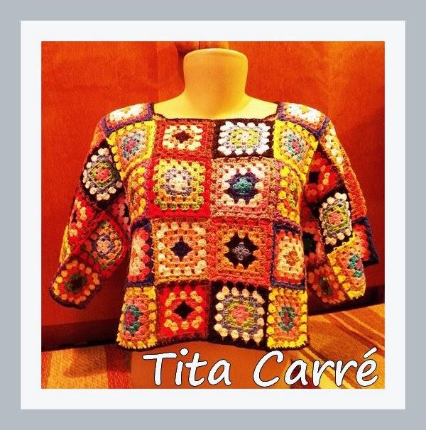 Minha Blusa de Squares Coloridos no site da Círculo