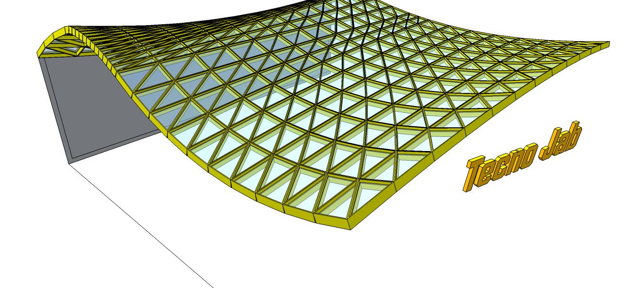 Febrero 2013 tecno jab - Dibujos de tejados ...