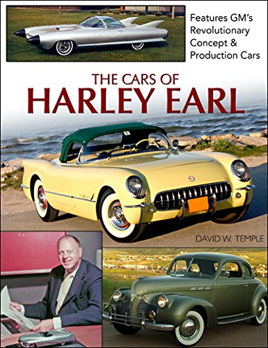PURCHASE The Cars of Harley Earl