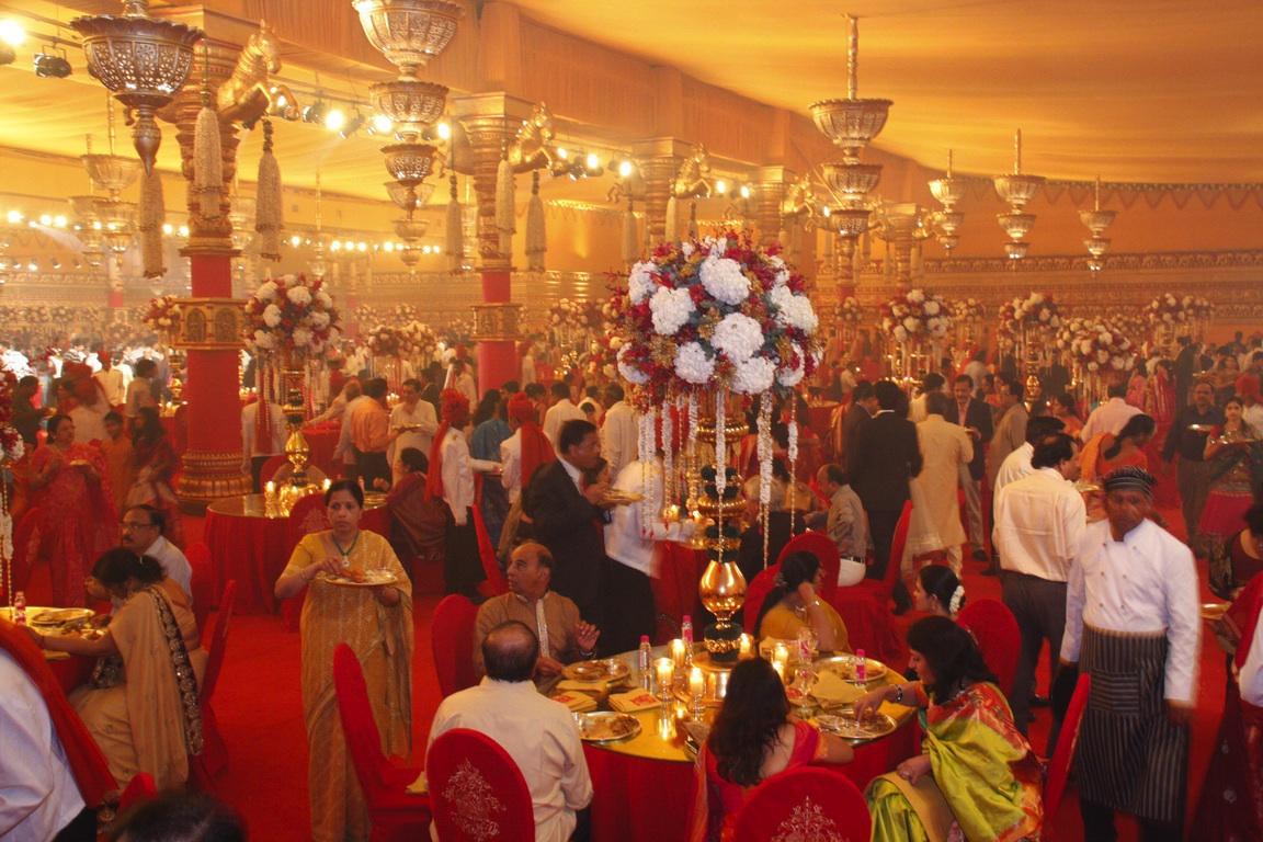 Image result for grand indian wedding
