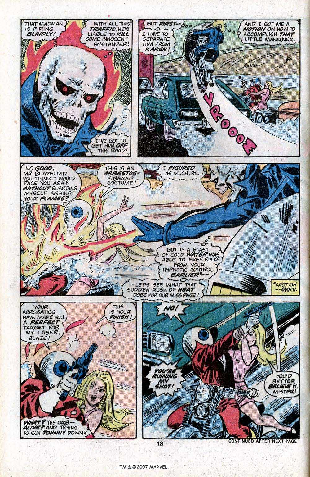 Ghost Rider (1973) Issue #15 #15 - English 20