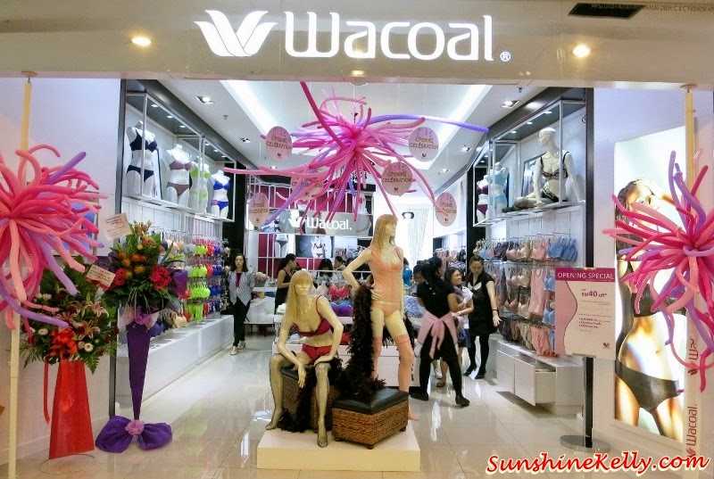 Wacoal Boutique @ Empire Shopping Gallery, Miss Malaysia World 2014, Wacoal Malaysia, Wacoal Lingerie, Wacoal, Empire Shopping Gallery, Subang Jaya