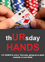 Hand history and analysis poker blog