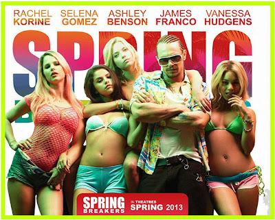 Spring Breakers 2013 Bioskop