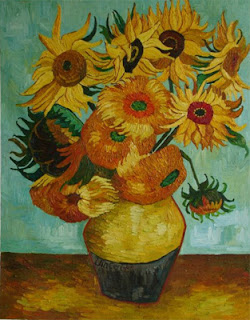 Van Gogh Sunflowers Paintings Reviews and Analysis