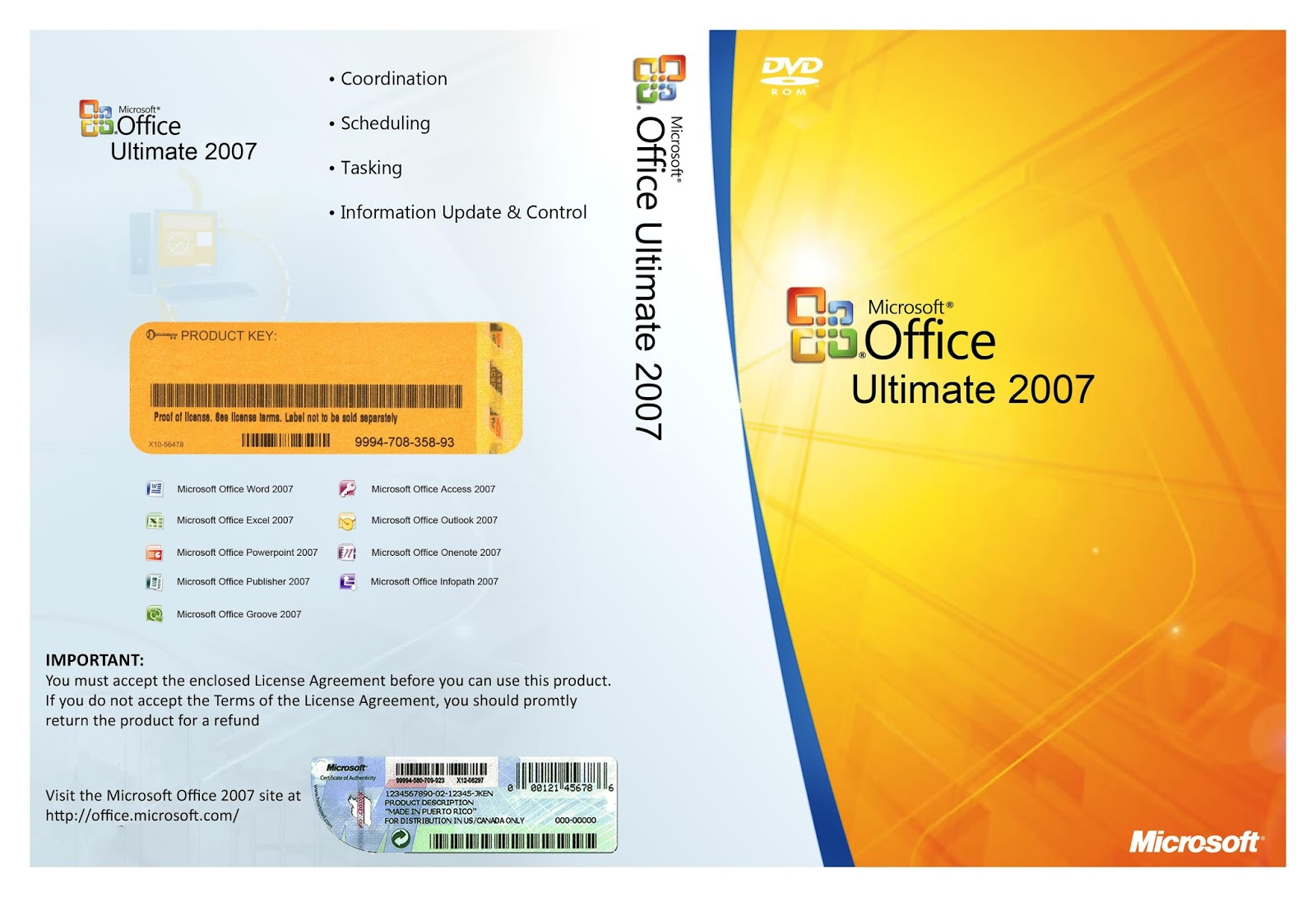 free download microsoft office 2007 full version with activation key