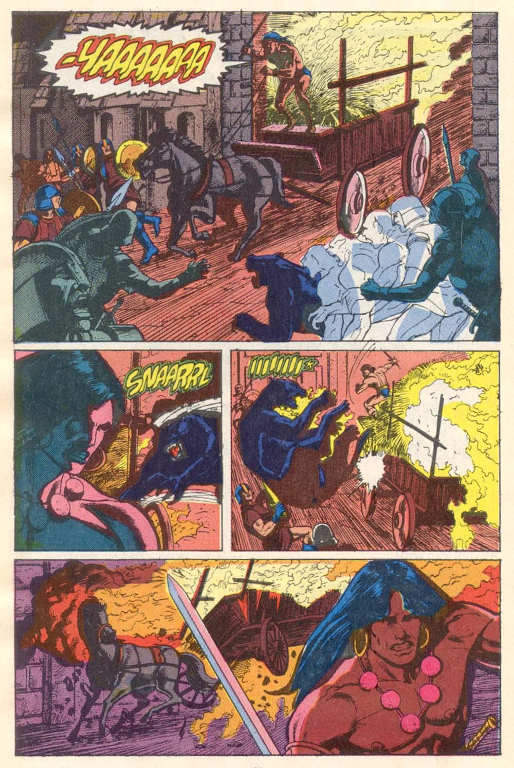 Conan the Barbarian (1970) Issue #227 #239 - English 19