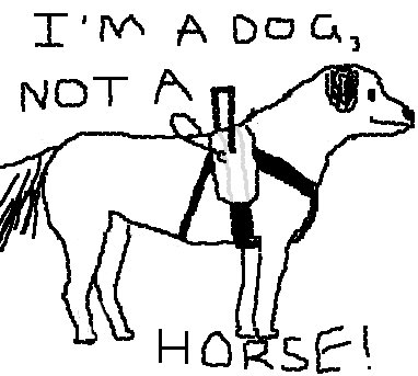 Downunder istance Dog: Stunning drawing of my istance dog ...