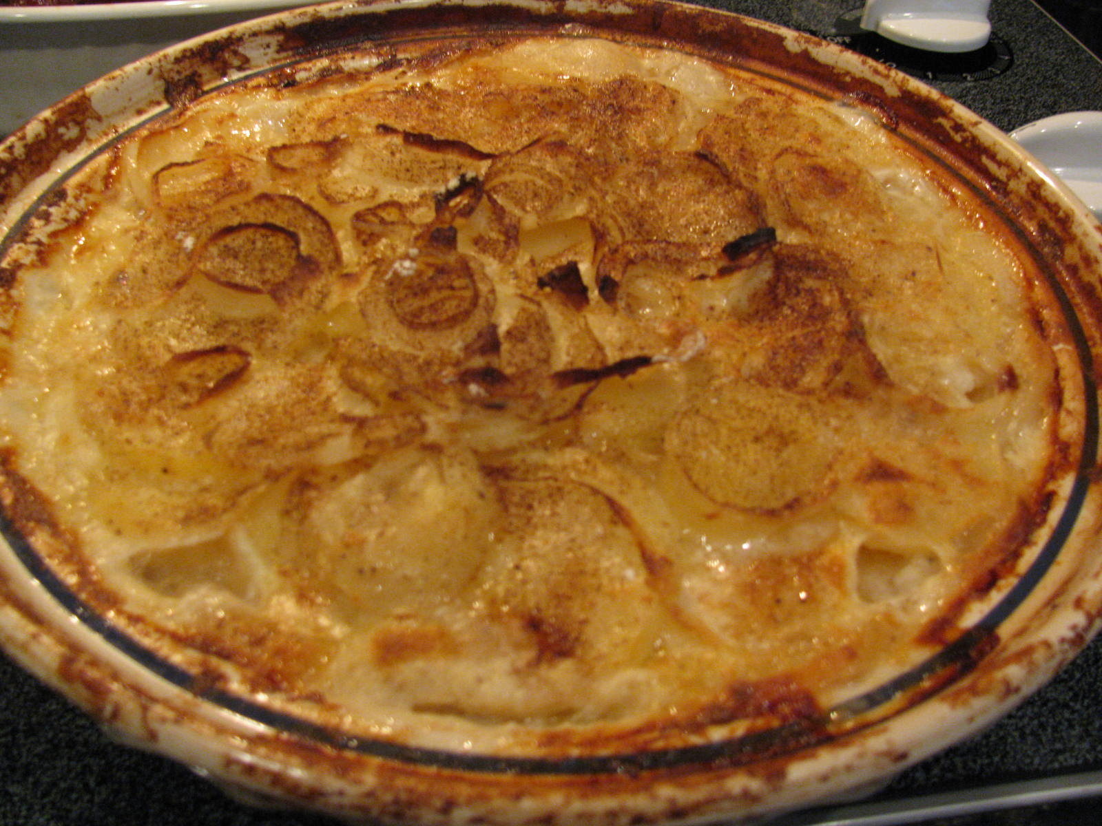 Rita's Recipes: Easy Scalloped Potatoes