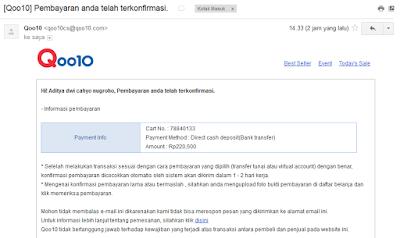 Cara Beli Barang dan Belanja Online di Qoo10 Indonesia
